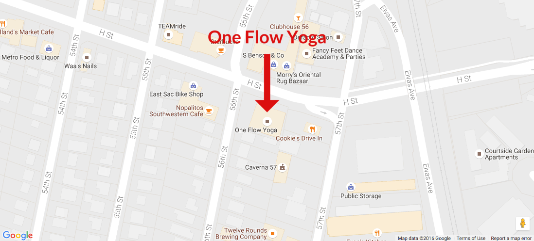 Google Map One Flow