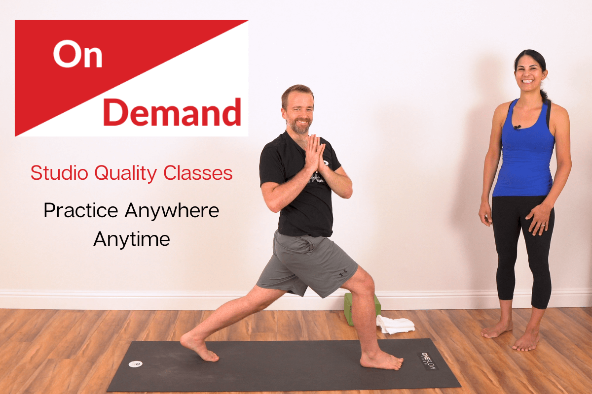 Sam and Kate Yoga On Demand