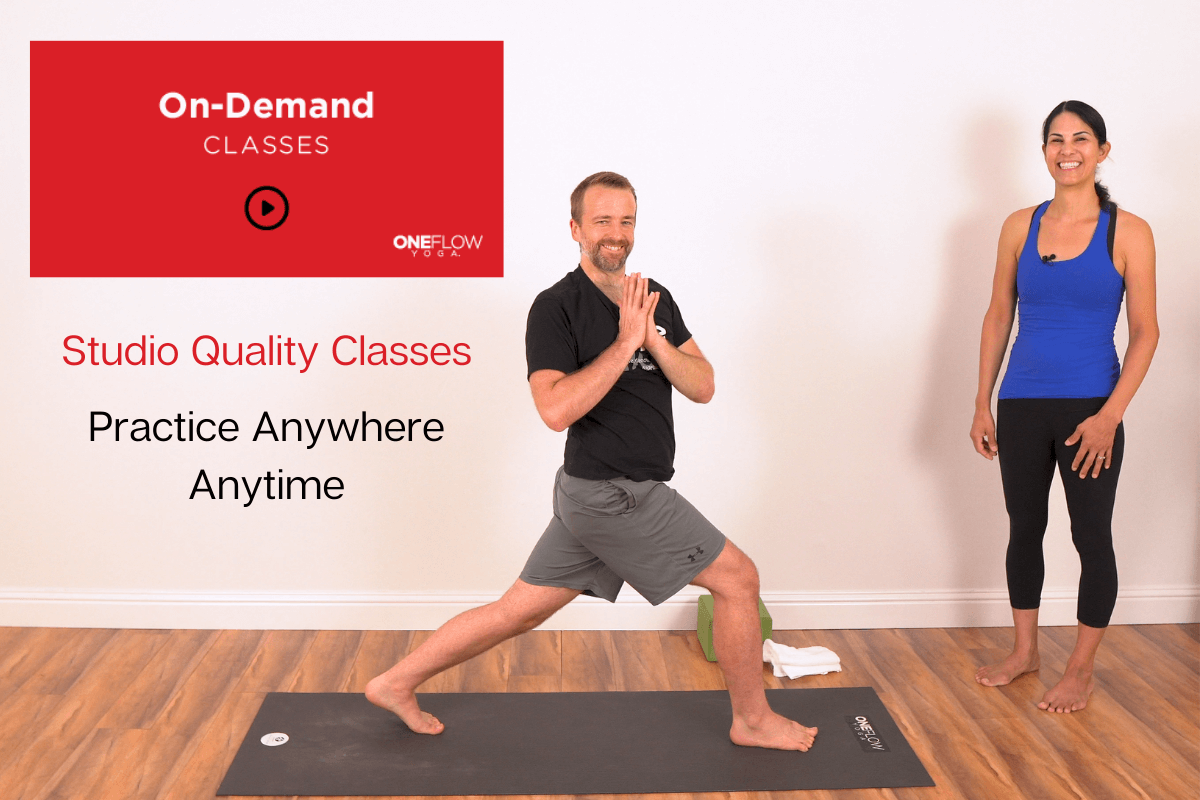 On Demand Yoga Class